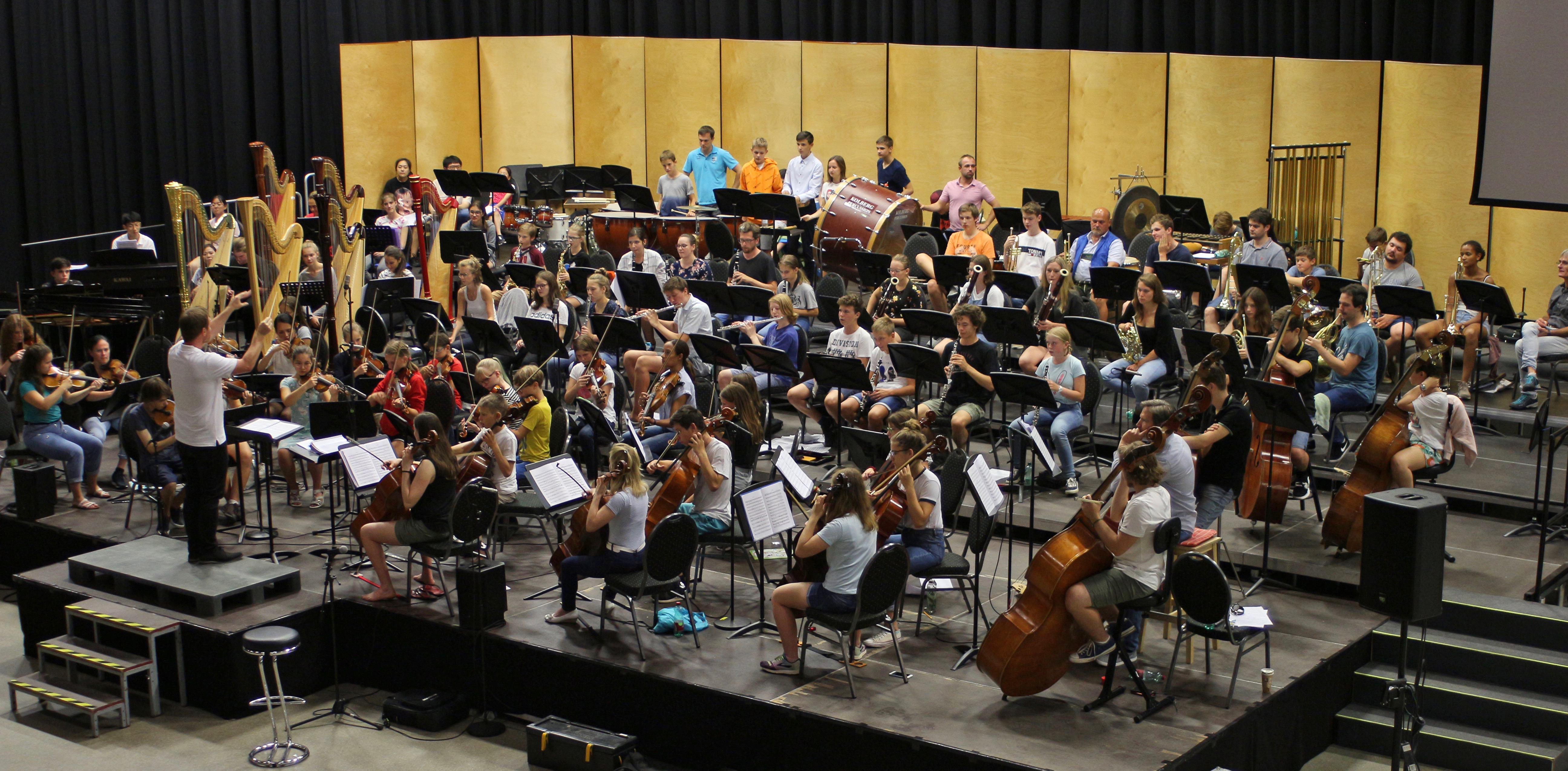 Camp Styria Orchester 2019