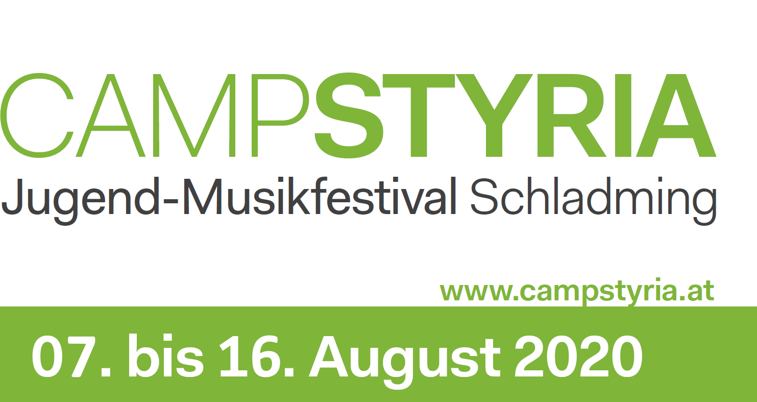 CAMP STYRIA Jugend-Musikfestival Schladming